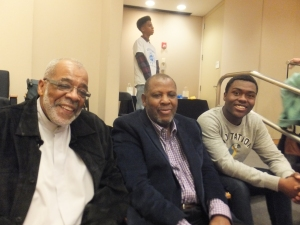Fred Crawford, BobMcCoullough, Mamdou Diallo