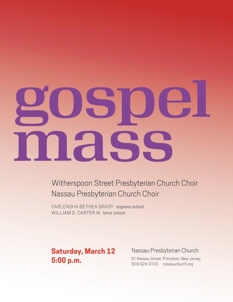 Gospel-Mass-Poster