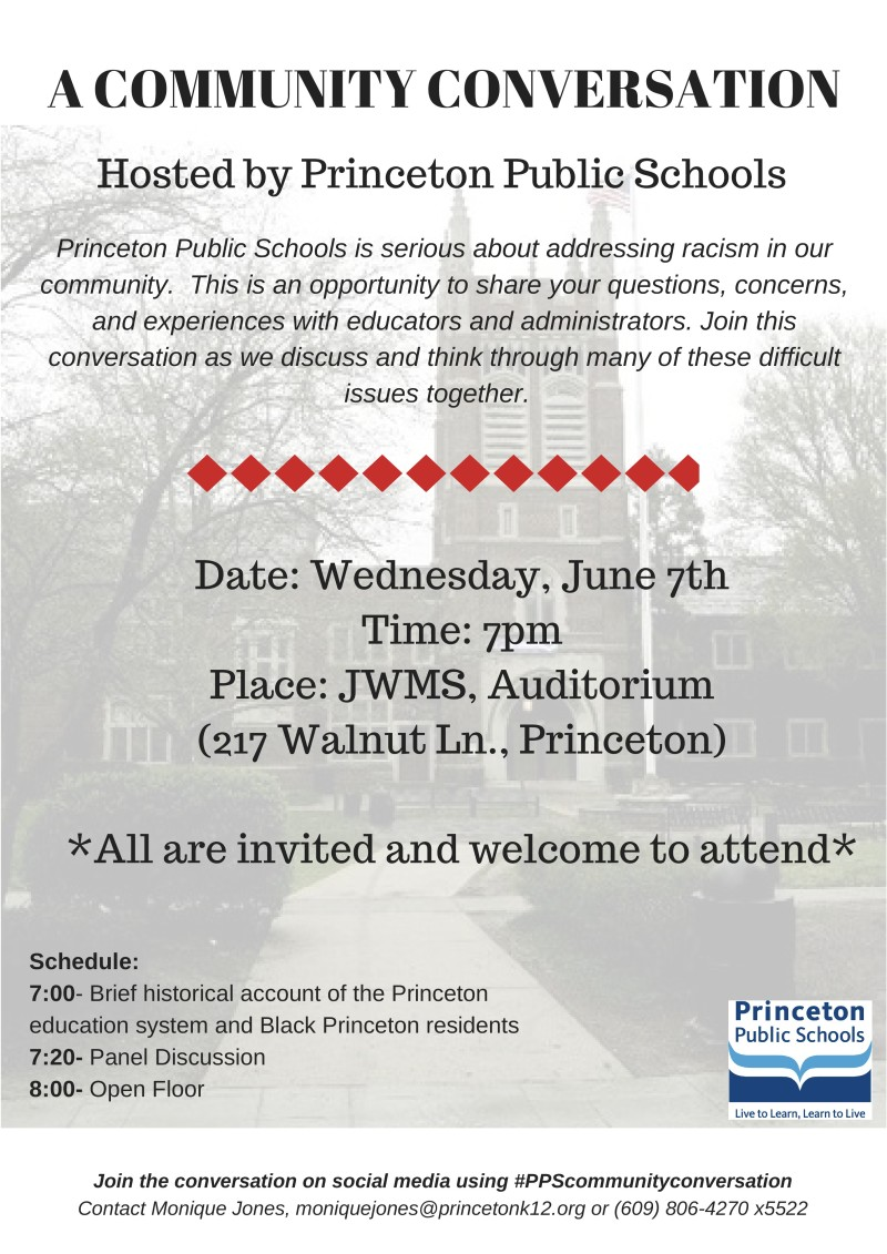 PPS Community Meeting