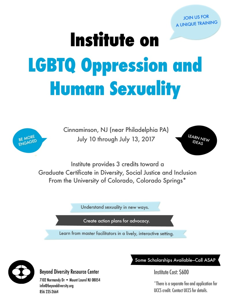 LGBTQ institute1