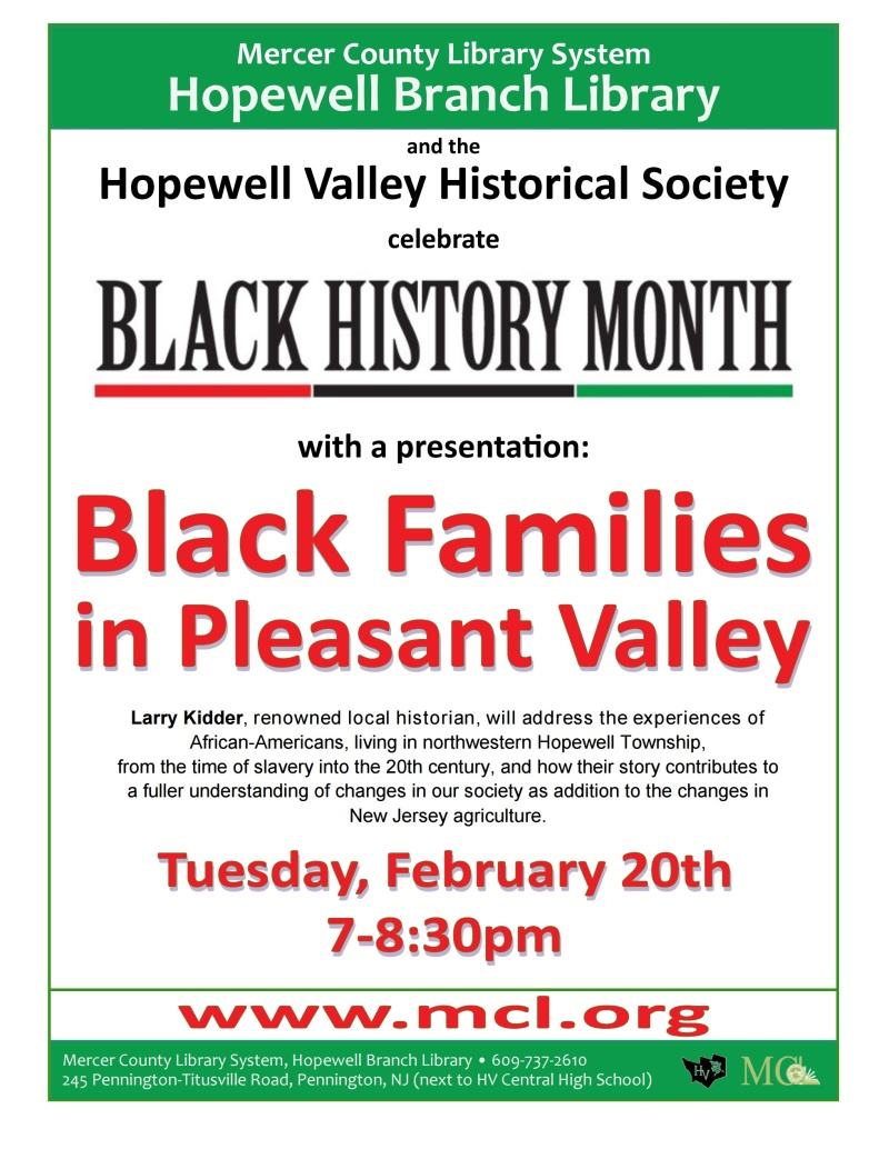 blackFamiliesPleasantValleyProgram