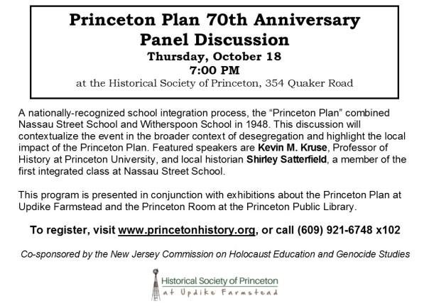 Princeton Plan Panel postcard-1