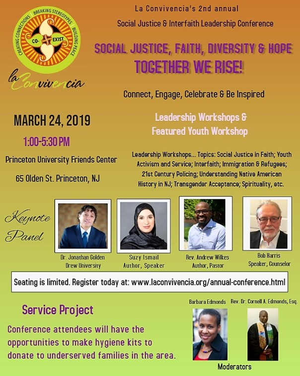 Keynote Panel---Conference march 24-2