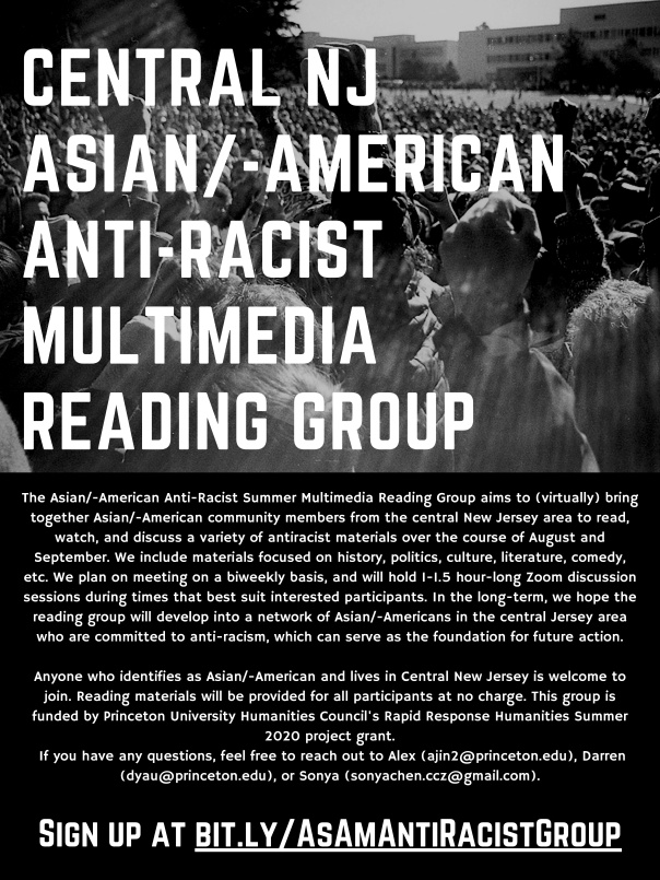 Asian-American Anti-Racist